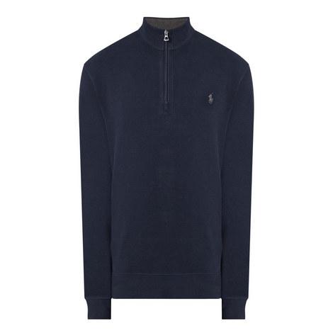 Half-Zip Sweatshirt, ${color}