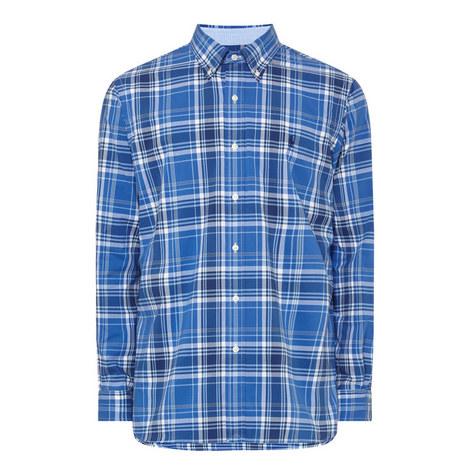 Custom Fit Check Shirt, ${color}