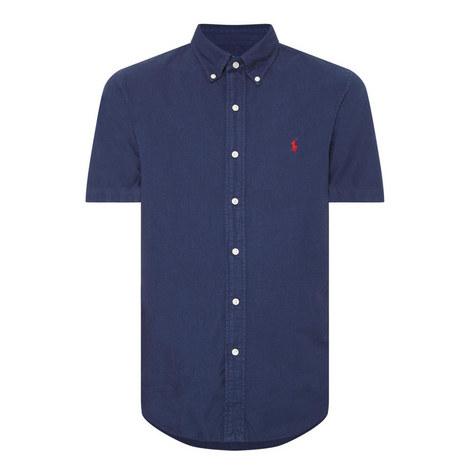 Classic Short Sleeve Shirt, ${color}