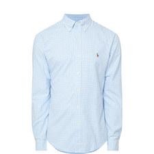 Micro-Check Shirt