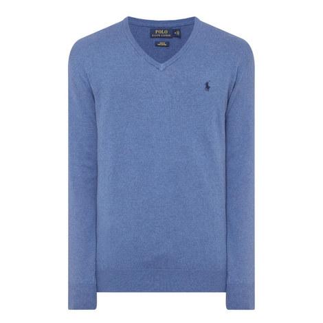 V-Neck Sweater, ${color}