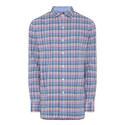 Multi-Check Custom Shirt, ${color}