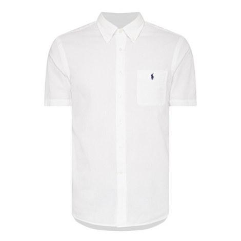 Seersucker Short Sleeve Shirt, ${color}