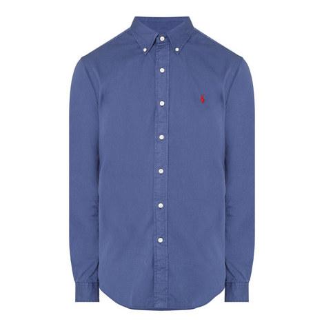 Classic Long Sleeve Shirt, ${color}