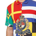 Crest Regatta Polo Shirt , ${color}