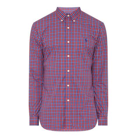 Classic Slim Fit Shirt, ${color}
