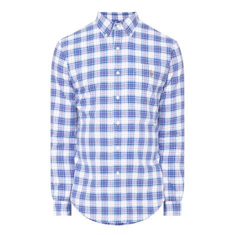 Classic Check Shirt, ${color}
