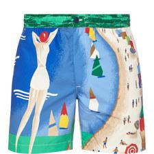 Riviera Regatta Swim Shorts