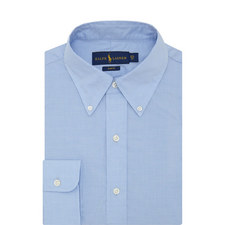 Micro Check Poplin Shirt