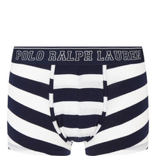 Striped Boxer Trunks