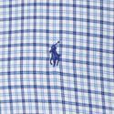 Check Button-Up Shirt, ${color}