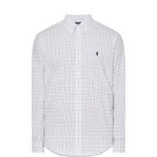 Window Pane Check Shirt