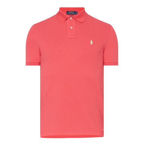 Custom Fit Polo Shirt, ${color}