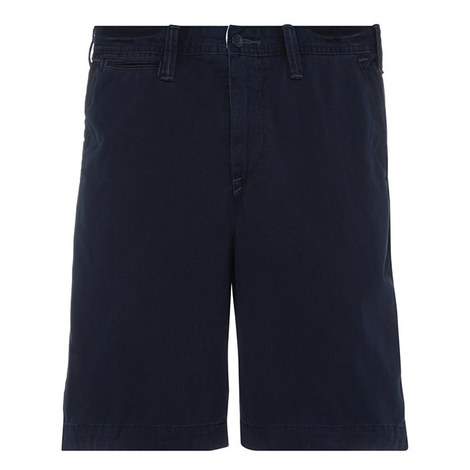 Relaxed Fit Rugged Short, ${color}