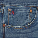 Varick Slim Straight Jeans, ${color}