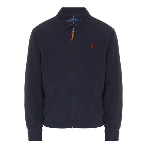 Cotton Harrington Jacket, ${color}