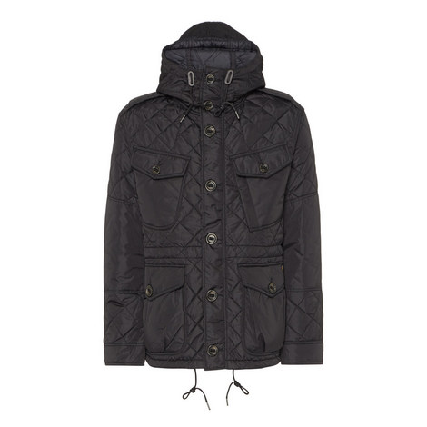 Quilted Hooded Coat, ${color}
