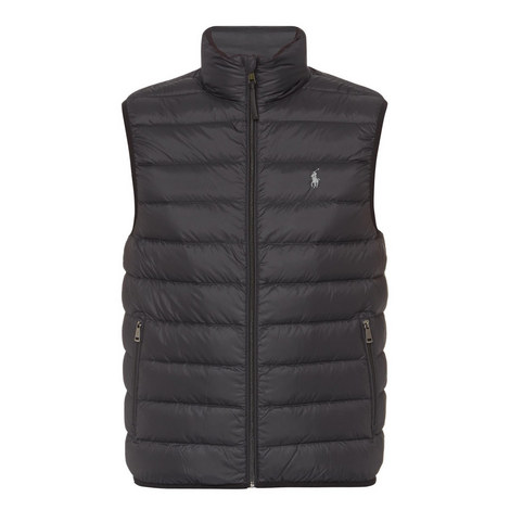Light Down Gilet, ${color}