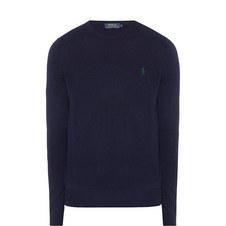 Merino Wool Knitted Sweater