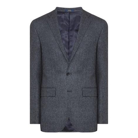 Custom Fit Herringbone Jacket, ${color}