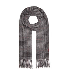 Reversible Glen Plaid Scarf