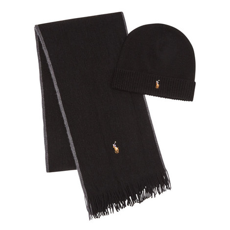 Beanie And Scarf Box Set, ${color}