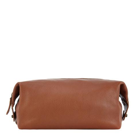 Leather Washbag, ${color}