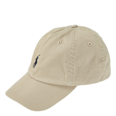 Cotton Baseball Cap, ${color}