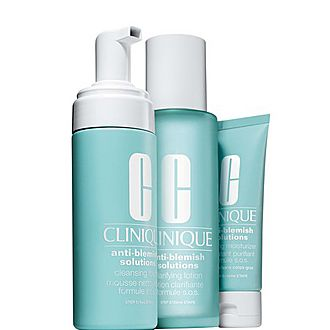 Anti Blemish Solutions 3 Step System