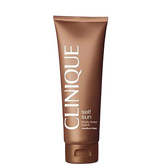 Body Tinted Lotion Light-Medium 125ml