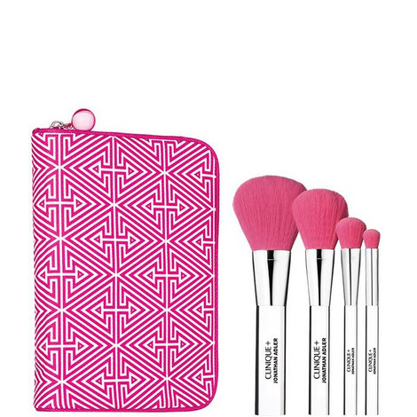 Clinique + Jonathan Adler Luxe Brush Collection, ${color}