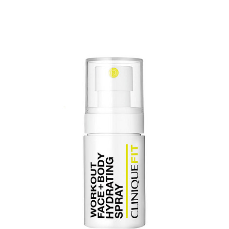 Clinique Fit™ Workout Face + Body Hydrating Spray 30ml, ${color}