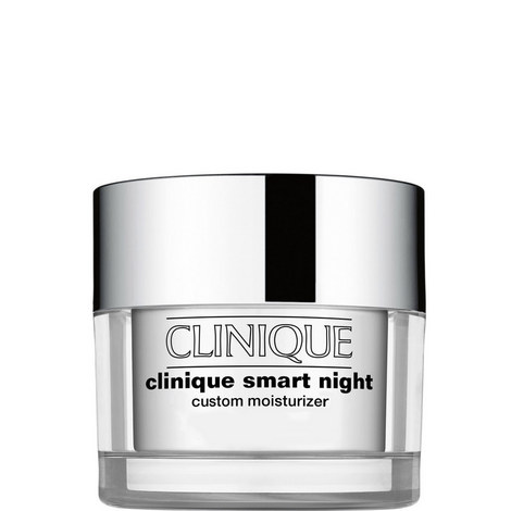 Clinique Smart Custom Repair Night Moisturizer (Very Dry - Dry) 50m, ${color}