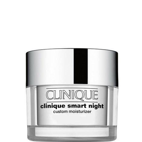 Clinique Smart Custom Repair Night Moisturizer (Very Dry - Dry) 50m, ${color}