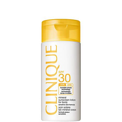 Mineral Sunscreen Fluid for Body SPF30 125ml, ${color}