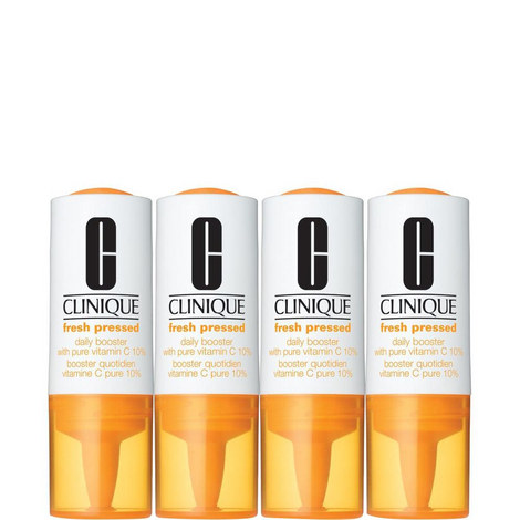 Clinique Fresh Pressed™ Daily Booster with Pure Vitamin C 10%, ${color}