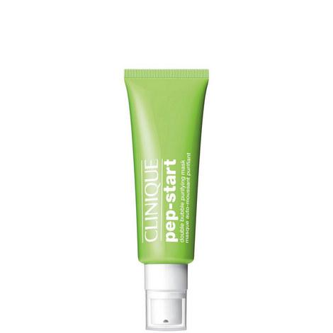 Clinique Pep-Start™ Double Bubble Purifying Mask 50ml, ${color}