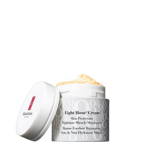 Eight Hour Cream Skin Protectant Nighttime Miracle Moisturiser, ${color}