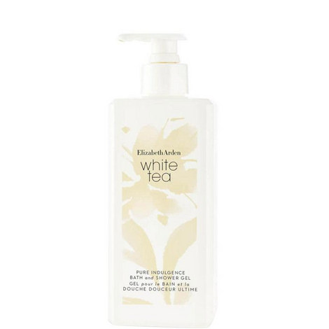 White Tea Shower Gel 400ml, ${color}