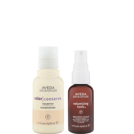 Gift with Purchase: Aveda Color Conserve Shampoo 50ml + Volumizing Tonic 40ml, ${color}