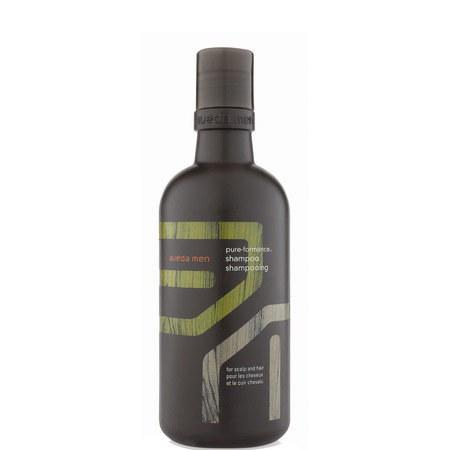 Mens Pureformance Shampoo 300ml, ${color}