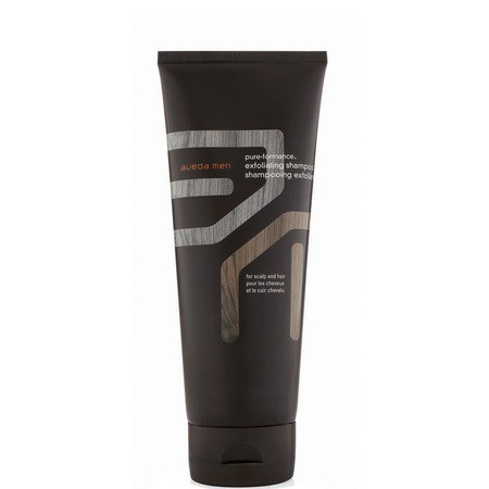 Mens Exfoliating Shampoo 200ml, ${color}