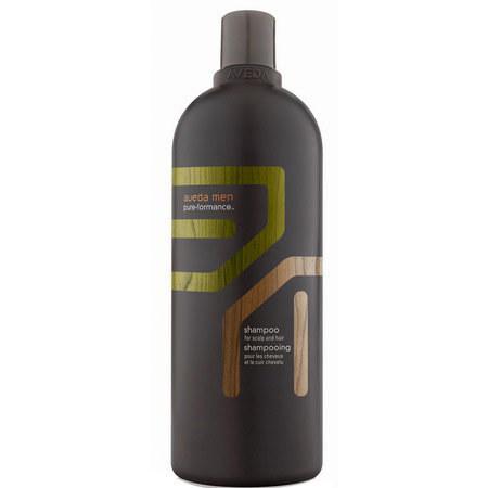 Mens Pureformance Shampoo 1000ml, ${color}