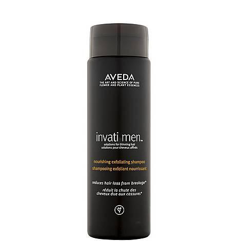 invati men™ Nourishing Exfoliating Shampoo 250ml, ${color}
