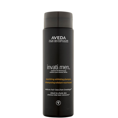 invati men™ Nourishing Exfoliating Shampoo 250ml, ${color}