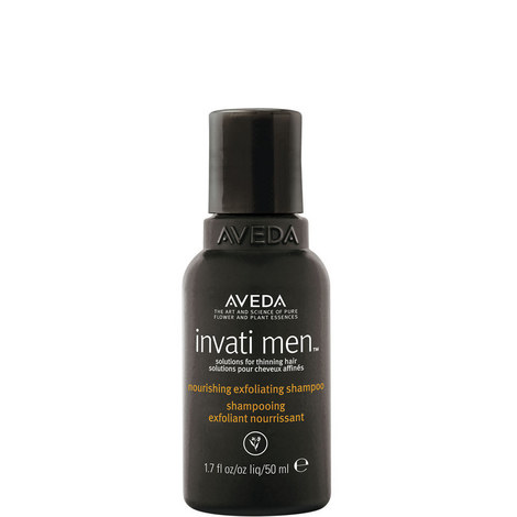 Invati Men™ Nourishing Exfoliating Shampoo 50ml, ${color}