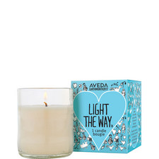 Earth Month Light the Way Candle 2017