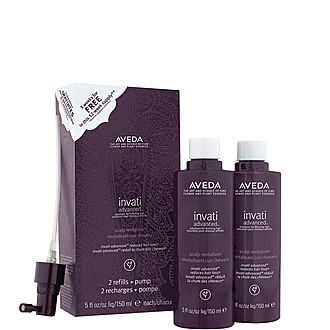 Invati Advanced™ Scalp Revitalizer X2 150ml Duo Pack