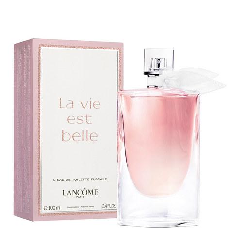 La vie est belle L'Eau de Toilette Florale 100ml, ${color}