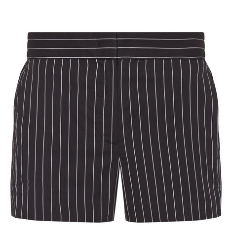 Pinstripe Shorts, ${color}